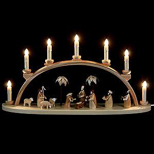 Schwibb�gen Alle Schwibb�gen Schwibbogen - Christi Geburt - 60 cm