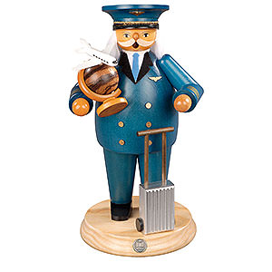 Smokers Professions Smoker - Airplane Captain - 25 cm / 10 inch