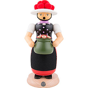 Smokers Misc. Smokers Smoker - Black Forest Girl - 25 cm / 10 inch