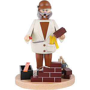Smokers Professions Smoker Brick layer - 21cm / 8 inch