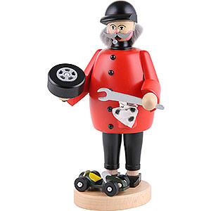 Smokers Professions Smoker Car mechanic - 21cm / 8 inch