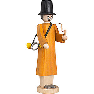 Smokers Professions Smoker Chief Postman - 22 cm / 8 inch