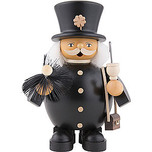 Smokers Professions Smoker Chimney Sweeper - 14 cm / 6 inch