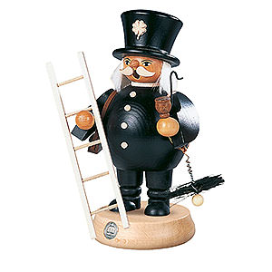 Smokers Professions Smoker - Chimney Sweeper - 18 cm / 7 inch