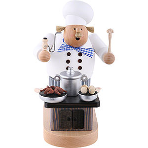Smokers Professions Smoker Cook with oven - 20 cm / 8 inch