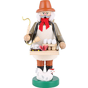 Smokers Professions Smoker Egg salesman - 22cm / 9 inch