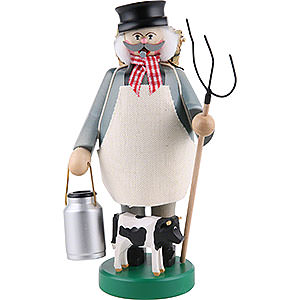Smokers Professions Smoker  Farmer - 21cm / 8 inch