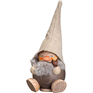 Smokers Misc. Smokers Smoker - Forest Dwarf Stonegray - 18 cm / 7 inch
