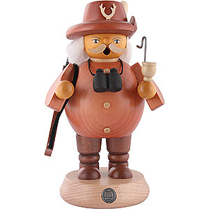 Smokers Professions Smoker Forest Ranger - brown - 18 cm / 7 inch