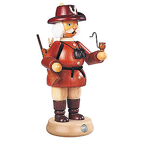 Smokers Professions Smoker Forest Ranger - brown - 23 cm / 9 inch