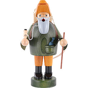 Smokers Professions Smoker - Forestworker - 18 cm / 7 inch