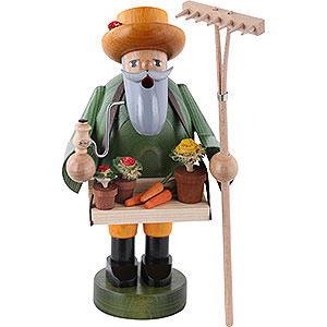 Smokers Professions Smoker Gardener - 18 cm / 7 inch