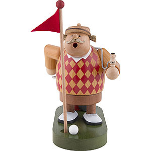 Smokers Hobbies Smoker Golfplayer - 19 cm / 7 inch