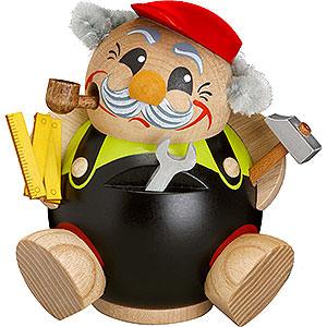 Smokers Hobbies Smoker - Handyman - 12 cm / 5 inch