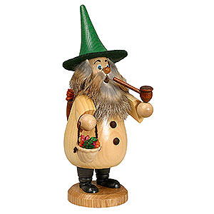 Smokers Misc. Smokers Smoker - Herb-Gnome Natural Colors - 19 cm / 7 inch