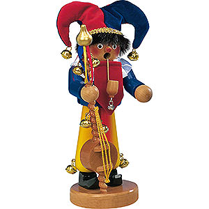 Smokers Professions Smoker - Jester - 25 cm / 10 inch
