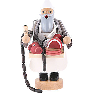 Smokers Professions Smoker - Meat Salesman - 19 cm / 7 inch