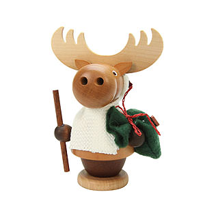 Smokers Animals Smoker Moose - 13,5 cm / 5 inch