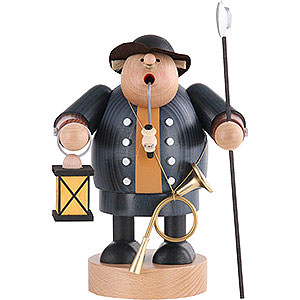 Smokers Professions Smoker Nightwatchman - 18 cm / 7 inch