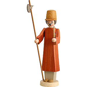Smokers Professions Smoker Nightwatchman - 22 cm / 8 inch