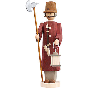 Smokers Professions Smoker - Nightwatchman - 32 cm / 13 inch