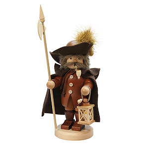 Smokers All Smokers Smoker - Nightwatchman - Natural - 26 cm / 10 inch