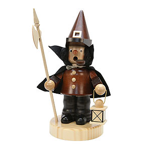 Smokers Professions Smoker - Nightwatchman Natural Colors - 23,0 cm / 9 inch