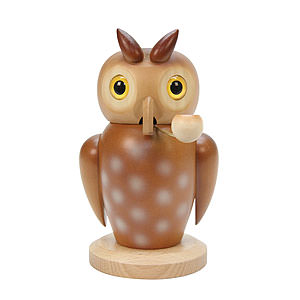 Smokers Animals Smoker - Owl - 18,0 cm / 7 inch