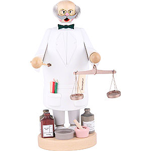 Smokers Professions Smoker Pharmacist - 22cm / 9 inch