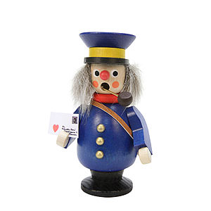 Smokers Professions Smoker Postman - 10,0 cm / 4 inches