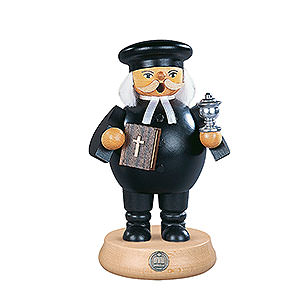 Smokers Professions Smoker - Priest Protestant - 18 cm / 7 inch