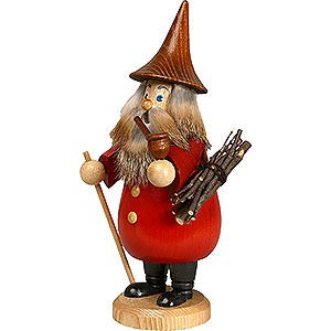 Smokers Misc. Smokers Smoker - Rooty-Dwarf Red - 19 cm / 7 inch