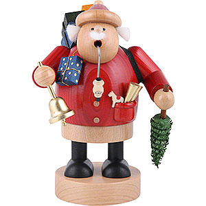 Smokers Santa Claus Smoker - Santa Claus - 18 cm / 7 inch