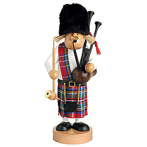 Smokers Hobbies Smoker Scotsman with bagpipe - 109 cm / 43 inch