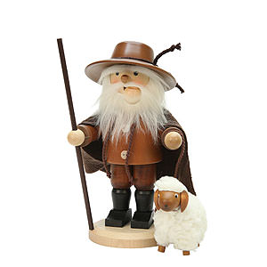 Smokers Professions Smoker - Shepherd Natural Colors - 25,0 cm / 10 inch