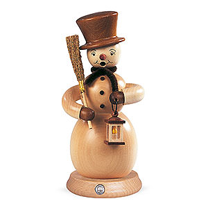 Smokers Snowmen Smoker - Snowman - 23 cm / 9 inch