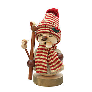 Smokers Snowmen Smoker Snowman - 25,0 cm / 10 inch