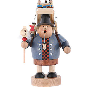 Smokers Professions Smoker - Toy Salesman - 23 cm / 9 inch