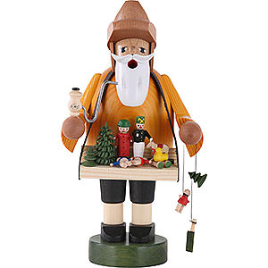 Smokers Professions Smoker Toy salesman - 18 cm / 7 inch