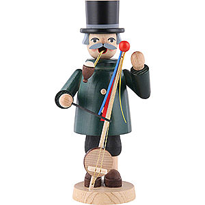 Smokers Professions Smoker - Violin Player - 19 cm / 7 inch