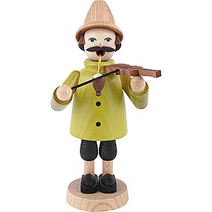 Smokers Professions Smoker Violin player - 7 inch - 18 cm