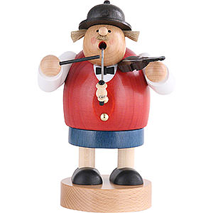 Smokers Professions Smoker Violonist - 20 cm / 8 inch