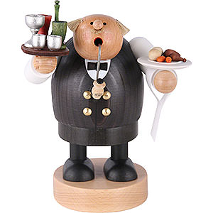 Smokers Professions Smoker Waiter - 19 cm / 7 inch