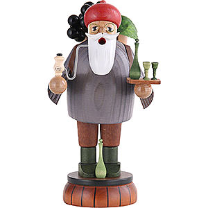 Smokers Professions Smoker - Wine Salesman - 19 cm / 7 inch