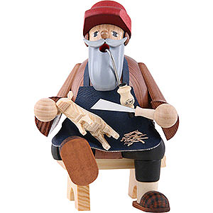 Smokers Professions Smoker - Wood Carver - 16 cm / 6 inch