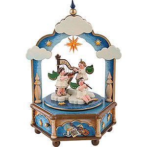 Spieldosen Weihnachten Spieldose Stille Nacht - 26cm