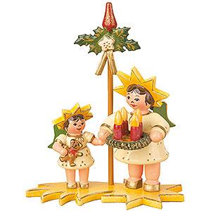 Kleine Figuren & Miniaturen Hubrig Sternenkinder Sternenkinder im Advent - 6,5cm