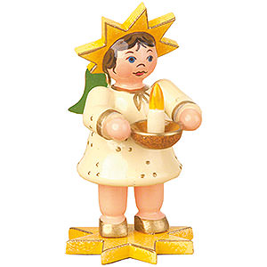 Kleine Figuren & Miniaturen Hubrig Sternenkinder Sternkind-Kerzenschein - 5cm