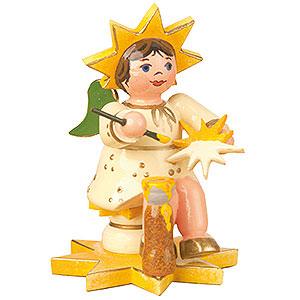 Kleine Figuren & Miniaturen Hubrig Sternenkinder Sternkind-Sternmaler - 5cm