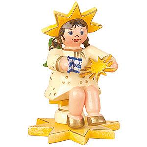 Kleine Figuren & Miniaturen Hubrig Sternenkinder Sternkind-Sternputzer - 5 cm